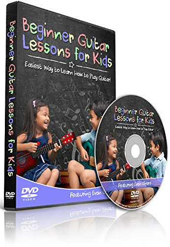 Beginner Guitar Lessons for Kids – Easiest Way to Learn How to Play Guitar