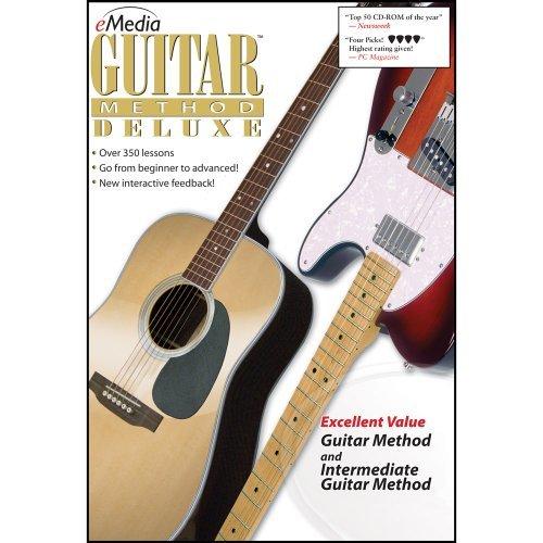 eMedia Guitar Method Deluxe [PC Download]