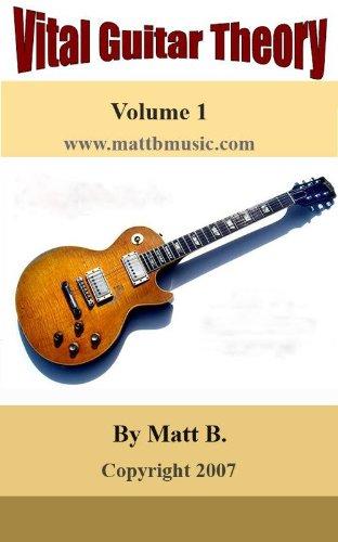 Vital Guitar Theory