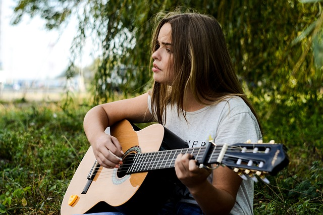 Learn What Playing The Guitar Is All About